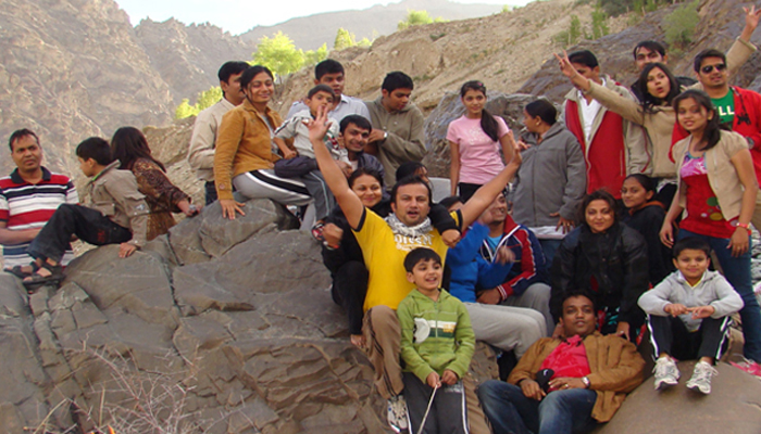 9 Days Family Group Departure - Himalayan Caravan